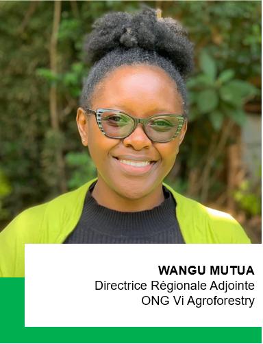 Wangu Mututa, Vi Agroforestry, Livelihoods Funds