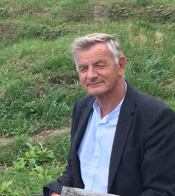 Bernard Giraud October 2019