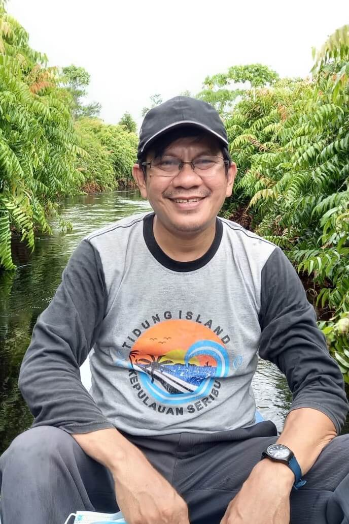 Andarias Pagalla - project manager Indonesia